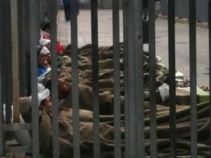 Natale delle bocche cucite e dello sciopero della fame dei migranti. Cie, fino a quando?