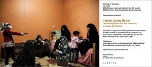 """Fabrica presenta il primo di una serie di progetti editoriali autoprodotti dedicato al """"soggiorno di casa"""" iraniano"""