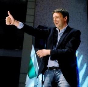Poco pubblico per Renzi (I Tg di lunedì 11 aprile)