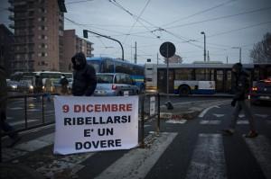 Le proteste in franchising (I Tg di martedì 10 dicembre)