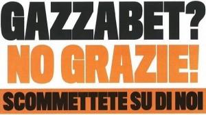 #nogazzabet – Firma la petizione su Change.org del Cdr della Gazzetta dello Sport