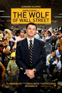 The Wolf of Wall Street, di M. Scorsese   ★★☆☆☆