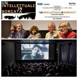 """""""Un intellettuale in borgata"""" di Enzo De Camillis. Lunedì 10 febbraio"""