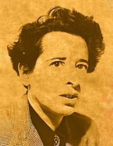 """""""Non si può ricordare qualche cosa a cui non si è pensato e di cui non si è parlato con se stessi"""" (Hannah Arendt)"""