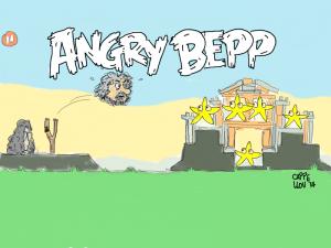 Angry beep