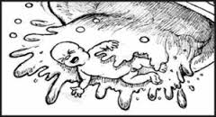 Il bambino e l'acqua sporca (I Tg di lunedì 3 febbraio)