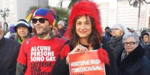 Sochi 2014: Luxuria arrestata (e poi liberata) per legge contro propaganda gay