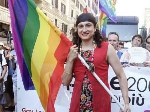 É bastata una bandiera arcobaleno