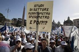 La marcia dei sessantamila (I Tg di martedì 18 febbraio)