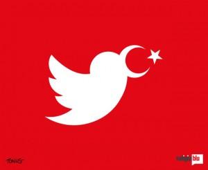 Turchia: la paura di un tweet