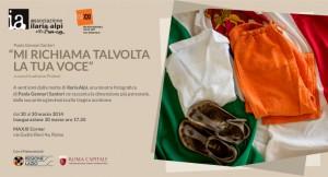 Una mostra fotografica a vent'anni dalla morte di Ilaria Alpi. 20-30 marzo, Roma (Speciale 8 marzo)