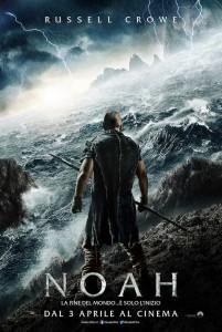 """""""Noah"""", di D. Aronofsky ★ ★ ☆ ☆ ☆"""