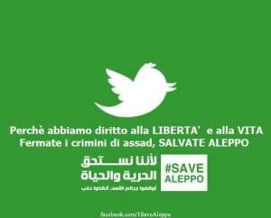 #SaveAleppo. Intervista a Huda Dachan attivista italo-siriana