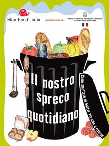 Stop allo spreco di cibo con un piano nazionale. La proposta del viceministro dell'Agricoltura, Andrea Olivero, in occasione della Giornata della Terra