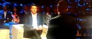 """Tagli alla Rai: botta e risposta a Ballarò. Renzi: """"Ora tocca a voi"""". Floris: """"I tagli non favoriscono Mediaset?"""" Usigrai, """"il premier colpisce lavoratori e autonomia azienda"""""""