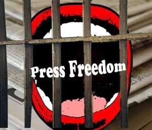 La libertà di informazione è come l'ossigeno, ti accorgi dell'importanza solo quando manca