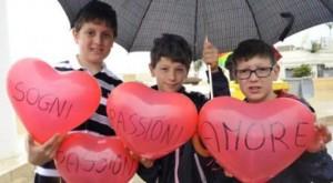 100 scuole in Marcia per la pace
