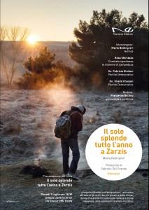 """""""Il sole splende tutto l'anno a Zarzis"""", giovedì 3 luglio la presentazione del libro di Marta Bellingreri"""