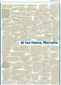 Dell'Utri: Cdr Corriere, grave accettare pagina pubblicità