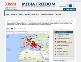 Nasce mediafreedom.ushahidi.com una piattaforma accessibile per segnalare in tempo reale episodi di censura