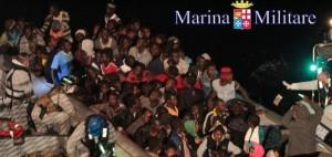 I gommoni fragili e la strage del mediterraneo, che non finisce