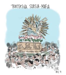 Trattativa Statua-Mafia