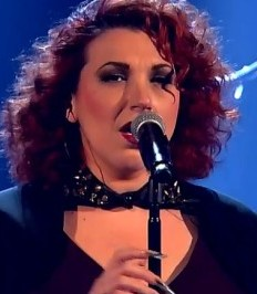 Daria Biancardi, the black Voice