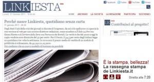 Il fondo per l'editoria non ferma la crisi: anche Linkiesta ko