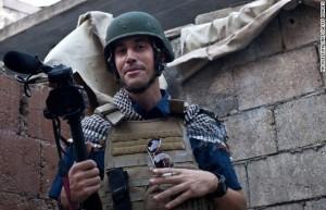 James Foley, non trasmettiamo video.Sono i nostri valori le nostre armi