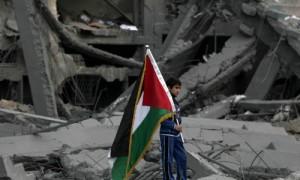 Le famiglie di Gaza, lo staff delle Nazioni Unite inviano un messaggio di luce agli americani