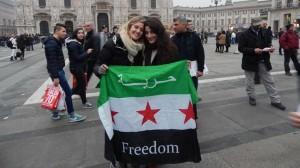 """Siria: """"Greta e Vanessa, non vi siete fatte spaventare dalle diversità, ma ne avete fatto una ricchezza"""". La lettera dello zio Mohamed Nour Dachan"""