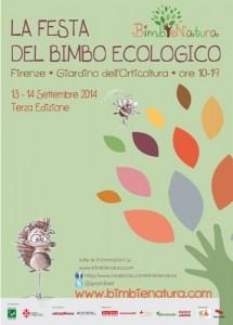 Torna a Firenze Bimbi e Natura  la festa del bambino ecologico