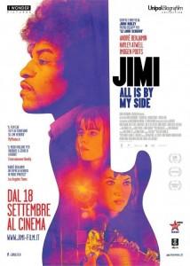 """""""Jimi"""",by John Ridley ★★★☆☆"""