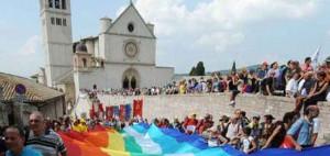 Contro la follia della guerra. In marcia da Firenze alla Perugia-Assisi