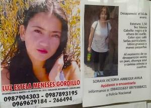 Il mistero dei Desaparecidos in Ecuador