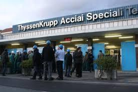 ThyssenKrupp. La storia del rogo