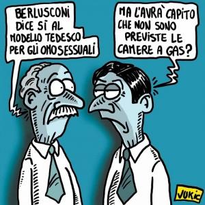 Apertura di Berlusconi