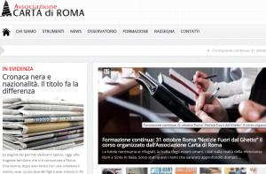 Attacco hacker al sito di Carta d Roma. Cataldi: prima volta in 10 anni. Fnsi e Usigrai: atto squadrista