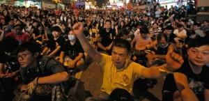 Il grido di Hong Kong