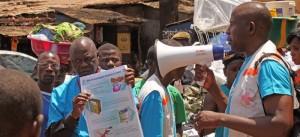 Sierra Leone, in carcere per aver dato voce alle critiche sulla gestione dell'ebola