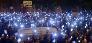 Ungheria, in centomila hanno cacciato il disegno di legge anti-Internet