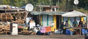 Sgomberi. La triste istoria dei poveri rom sinti e caminanti a Roma