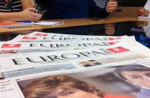 """""""Il Pd non dimentichi i giornalisti di Europa"""""""