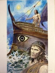 La Dolce Vita con Odisseo, Oreste e la bella Elena