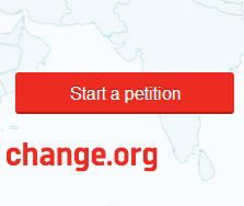 Change.org quasi 5 milioni di utenti e centinaia di petizioni vittoriose