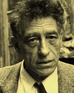 La  poetica esistenzialista di Alberto Giacometti in mostra a Milano