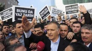 Erdogan chiude le porte all'Europa e alla libertà di espressione
