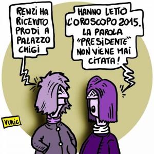 Oroscopo di Prodi
