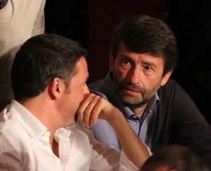Governo Renzi (e nomina Franceschini), il bilancio di un anno
