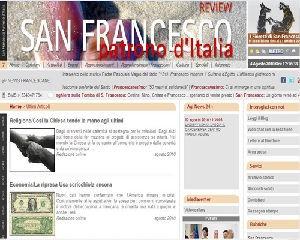 Social-frati, nel 2014 su Sanfrancesco.org 110 milioni accessi da 149 paesi
